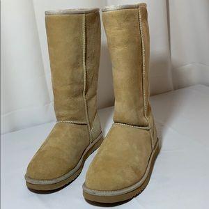 UGG Shoes | Womens Sand Classic Ii Tall Boots | Poshmark